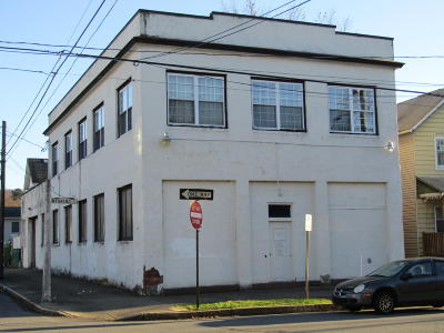 Luzerne County Commercial For Sale: 97 Wyoming