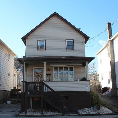 Luzerne County Single Family Home For Sale: 764 N Pennsylvania Avenue