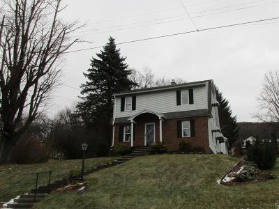 Clarks Summit Single Family Home For Sale: 414 Scott Rd