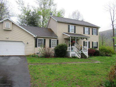 Tunkhannock PA Single Family Home For Sale: $178,900