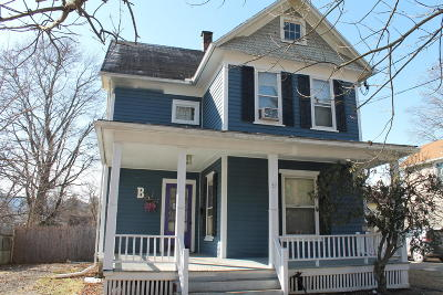 Tunkhannock Single Family Home For Sale: 59 W Harrison St