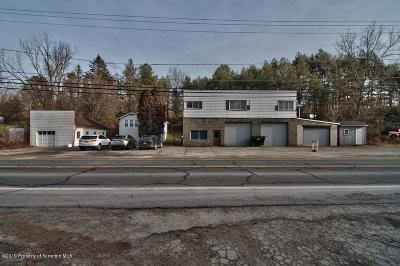 Susquehanna County Commercial For Sale: 3020 State Route 106