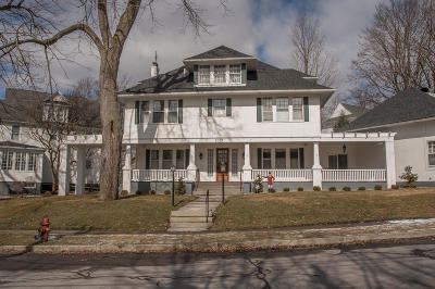 Lackawanna County Single Family Home For Sale: 1019 Sunset St
