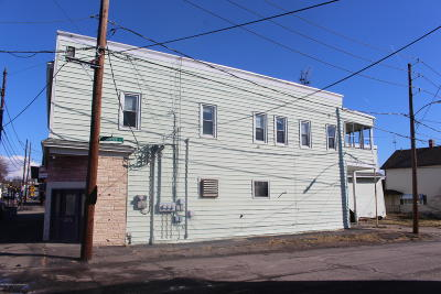 Lackawanna County Multi Family Home For Sale: 1500 N Main Ave