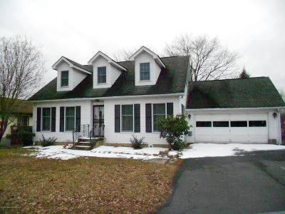 Lackawanna County Single Family Home For Sale: 546 Winter St