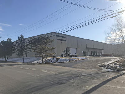 Lackawanna County Commercial For Sale: 1019 Underwood Rd