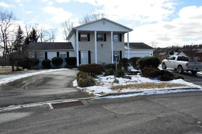 Lackawanna County Single Family Home For Sale: 822 Laconia Cir