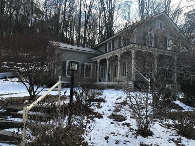 Wyoming County Single Family Home For Sale: 58 Church Rd