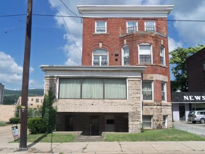 Lackawanna County Commercial For Sale: 39 N Church St