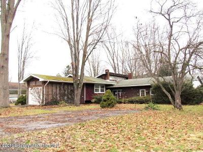 Susquehanna County Single Family Home For Sale: 1136 S Grant St