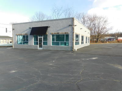 Lackawanna County Commercial For Sale: 1000 Main St