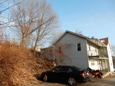 Lackawanna County Multi Family Home For Sale: 307 Fairview Ave