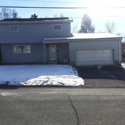 Lackawanna County Single Family Home For Sale: 128 Crane St
