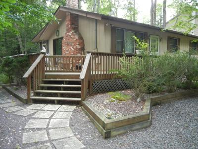 Lackawanna County Single Family Home For Sale: 21 E Creek View Dr
