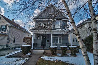 Lackawanna County Single Family Home For Sale: 525 Boulevard Ave