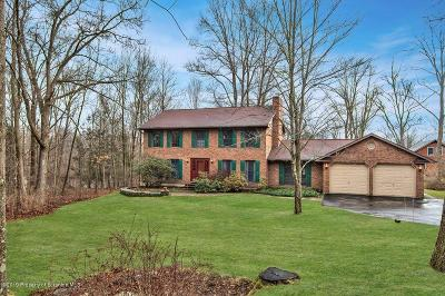 Clarks Summit Single Family Home For Sale: 106 Fairway Dr.