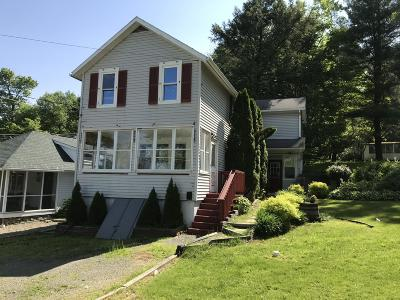 Tunkhannock Single Family Home For Sale: 60 Marina Dr
