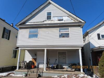 Lackawanna County Multi Family Home For Sale: 103 Terrace St