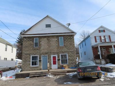 Lackawanna County Multi Family Home For Sale: 132 Morse St