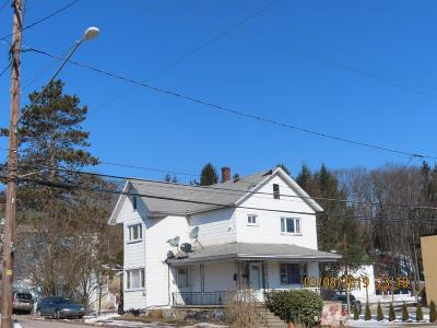 Lackawanna County Multi Family Home For Sale: 201 Main St