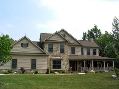 Single Family Home For Sale: Deerfield Drive