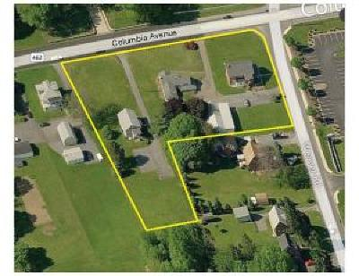 Lancaster Residential Lots & Land For Sale: 3200-3212 Columbia Avenue
