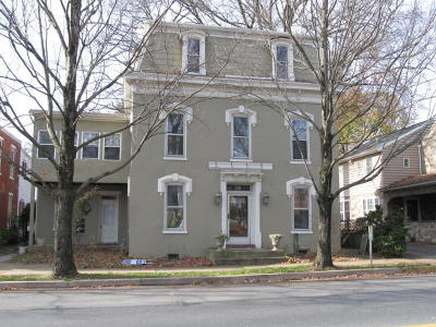 Lititz Multi Family Home For Sale: 118 S Broad Street