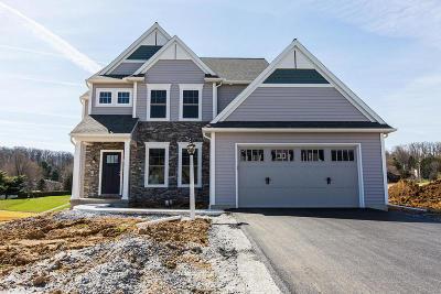 Landisville Single Family Home For Sale: 1412 Pennscott Drive