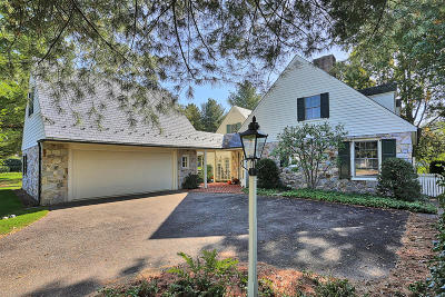 Single Family Home For Sale: 708 Bent Creek Drive