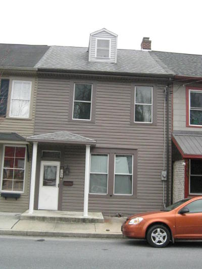 Marietta Single Family Home For Sale: 339 E Market Street