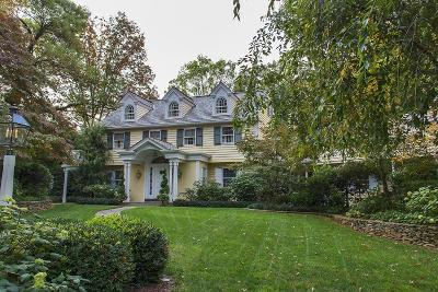 Lancaster Single Family Home For Sale: 1510 Newton Road