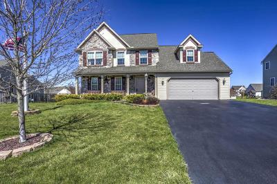 Single Family Home For Sale: 1415 Martin Street
