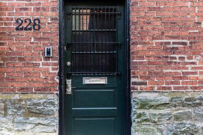 Lancaster Condo/Townhouse For Sale: 228 E Grant Street