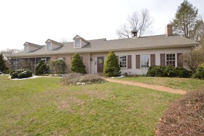 Manheim Single Family Home For Sale: 25 Hossler Road