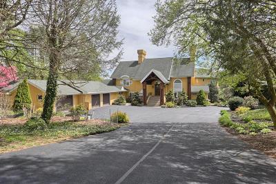 Single Family Home For Sale: 663 Oakwood Lane