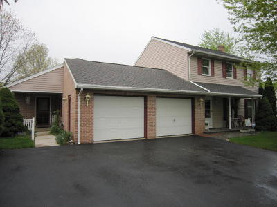 Single Family Home For Sale: 153 Country Drive
