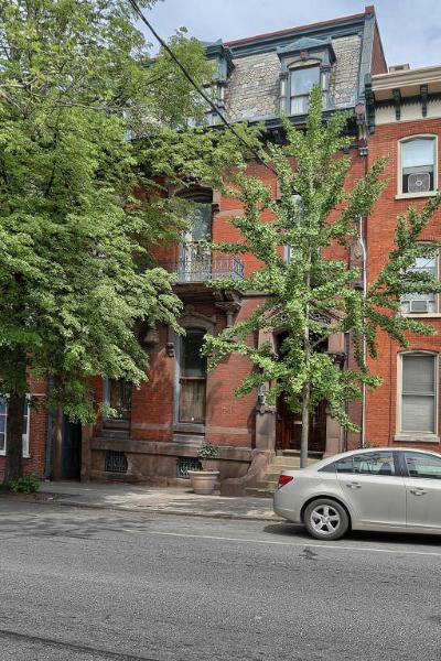 Lancaster Single Family Home For Sale: 235 E King Street