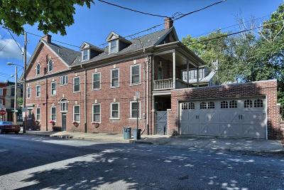 Lancaster Single Family Home For Sale: 245 E King Street