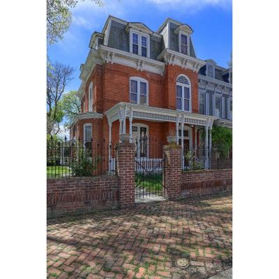 Columbia Single Family Home For Sale: 106 S 2nd Street