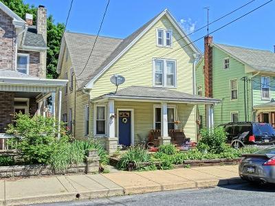 Ephrata Single Family Home For Sale: 124 Washington Avenue