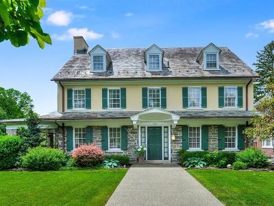 Lancaster Single Family Home For Sale: 1002 Marietta Avenue