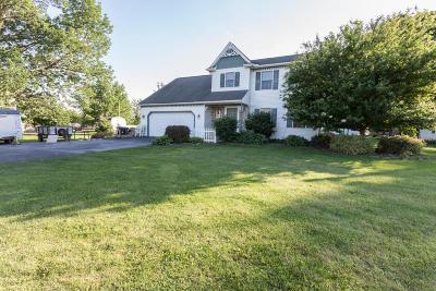 Lititz Single Family Home For Sale: 907 Fruitville Pike