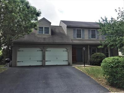 Lititz Single Family Home For Sale: 538 N Elm Street