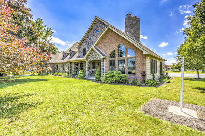 Single Family Home For Sale: 1241 Dry Tavern Road