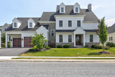 Lancaster Single Family Home For Sale: 344 Spring Haven Drive