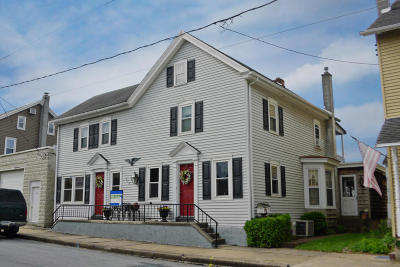 Denver Single Family Home For Sale: 414 Walnut Street