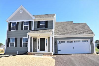 Ephrata Single Family Home For Sale: 56 October Glory Trail