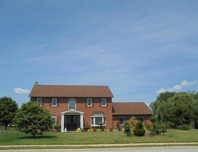 Single Family Home For Sale: 420 Spring Hollow Drive