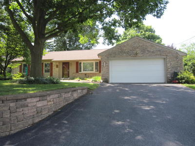 Akron Single Family Home For Sale: 117 S 3rd Street