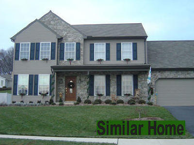 Manheim Single Family Home For Sale: 234 Loghes Drive